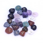 Runes - Mixed Stone 25 pc set