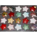 Star Gemstone Large 1.75 Inch - Agate