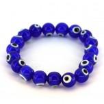Eye Bracelet - Dark Blue