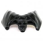 Bat 2.25 Inch Figurine - Obsidian Black