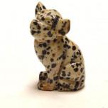 Dog (Chihuahua) 2.25 Inch Figurine - Dalmatian Dacite