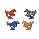 Horse (Mustang) 2.25 Inch Figurine - Goldstone