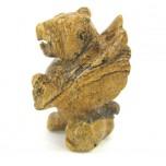 Liongoyle 2.25 Inch Figurine - Picture Jasper