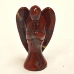 Angel 1.5 Inch Figurine - Rainbow Jasper
