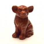 Dog (Chihuahua) 1.5 Inch Figurine - Goldstone