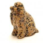 Dog (Cocker Spaniel) 1.5 Inch Figurine - Dalmatian Dacite