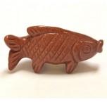 Fish Classic 1.5 Inch Figurine - Goldstone