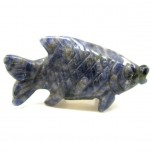 Fish Classic 1.5 Inch Figurine - Sodalite