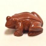 Frog Classic 1.5 Inch Figurine - Goldstone