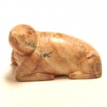 Seal 1.5 Inch Figurine - Picture Jasper