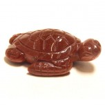 Sea Turtle 1.5 Inch Figurine - Goldstone