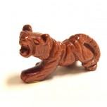 Tiger 1.5 Inch Figurine - Goldstone