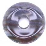 Donut 30mm Pendant - Fancy Jasper