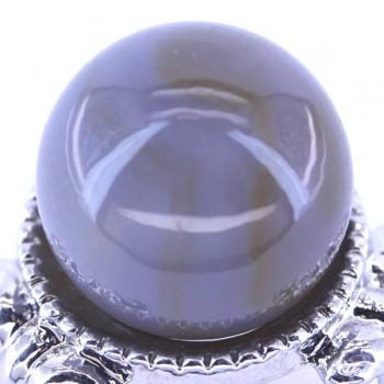 20mm Gemstone Sphere - Agate
