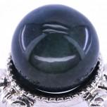 20mm Gemstone Sphere - Moss Agate