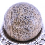 20mm Gemstone Sphere - Picture Jasper