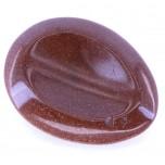Worry Stones - Goldstone