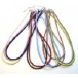 5 mm x 16 Inch Cord w/Extension 10 piece pack  - Assorted Colors