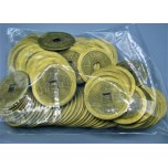 1.5 Inch Chinese Coin Pack - 100 pcs Pack