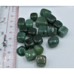 Tumbled Stones 1 kg package - Aventurine (Square)