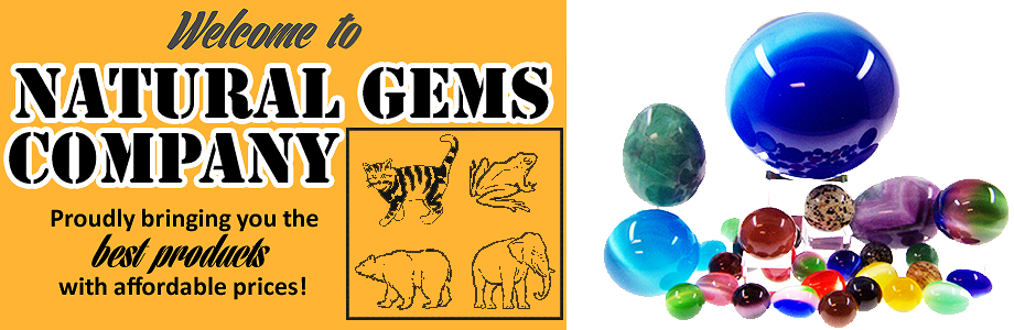 Welcome to Natural Gems Company