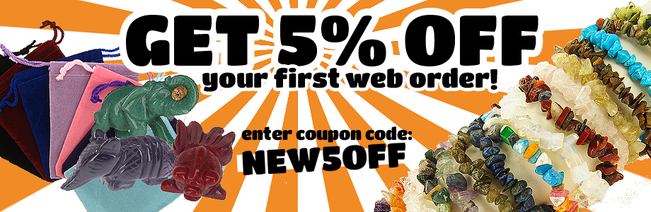 First Time Ordering? Use this coupon to save 5%!