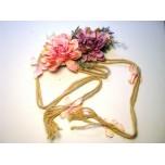 Fashion Flower Belt