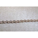 Chain Sterling Silver - 1pc Pack - 18 inch Rolo