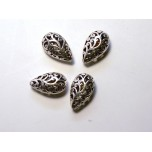 Pewter Finding Bead Charms C-014