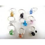 Orbit Rings Crystal 36 piece pack