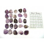 Runes - Amethyst 25 pc set
