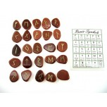 Runes - Goldstone 25 pc set
