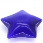 Star Fiber Optic Large 1.75 Inch - Blue Brilliant