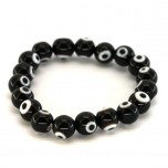 Eye Bracelet - Black